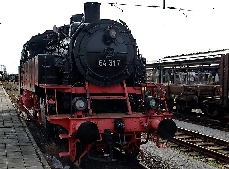 Quot Steam Locomotive Of The Class 24 Of German Railways 3 Quot By
