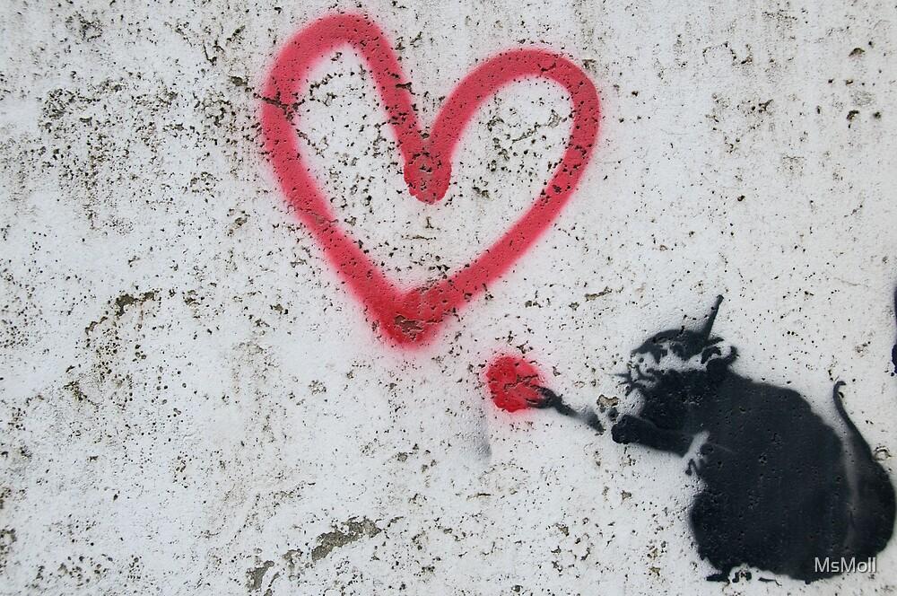 Love Rat by MsMoll