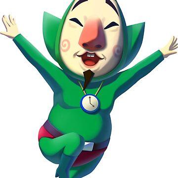Legend of Zelda Tingle by sadboiz95