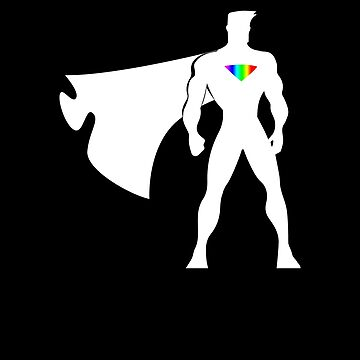 LGBT Superhero by KoolMoDee