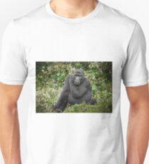 mountain gorilla, Uganda T-Shirt