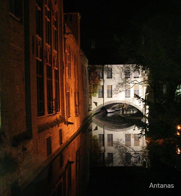 Brugge (Belgium) by Antanas