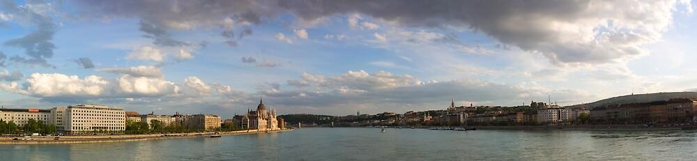 Budapest penorama by sanyi