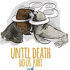 «Until dead do us part» de belettelepink