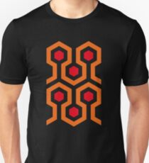 The Shining Carpet Pattern Unisex T-Shirt