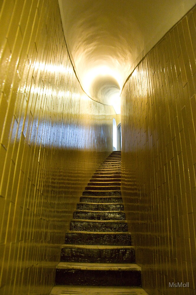 Stairway to heaven by MsMoll