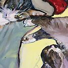 Cat Tales: 'When you can't sleep and someone is snoring' by Debra Fear