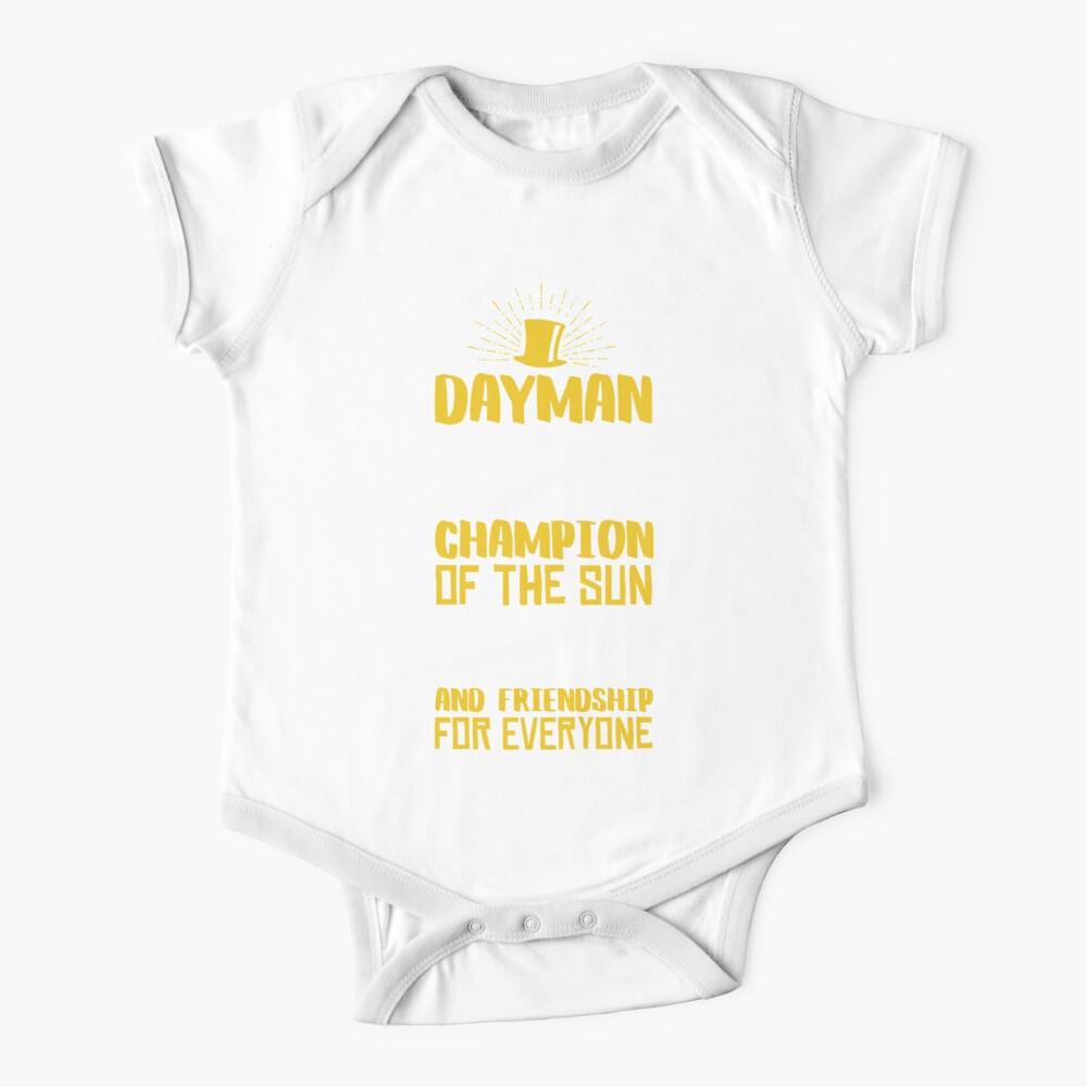DAYMAN! Champion der Sonne! Baby Body