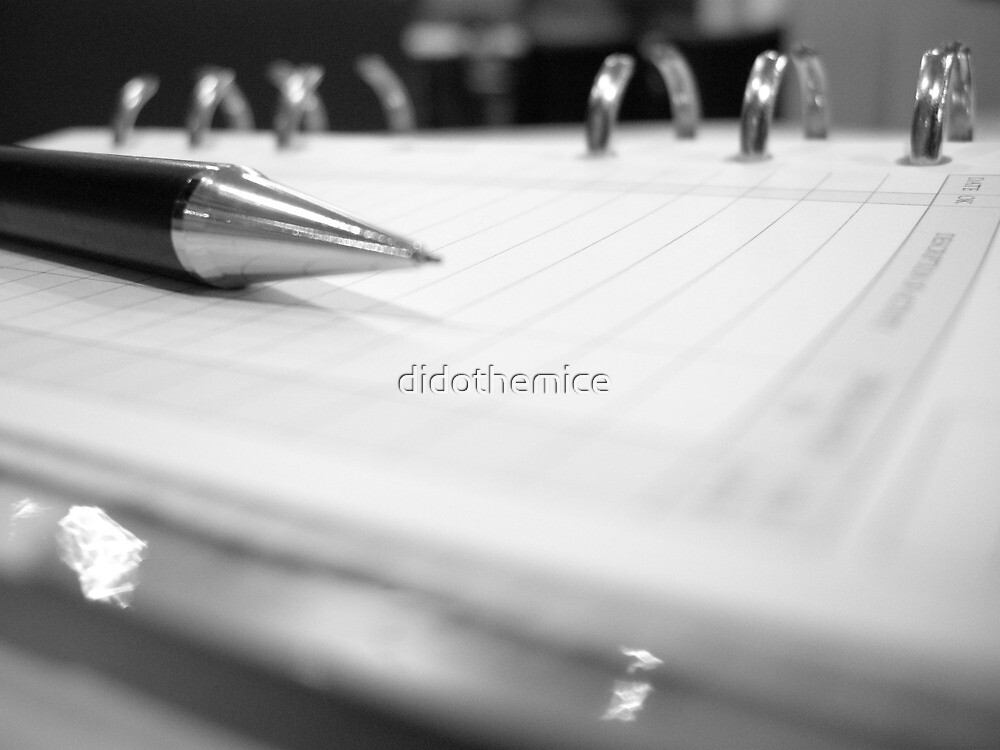 Stationery  by didothemice