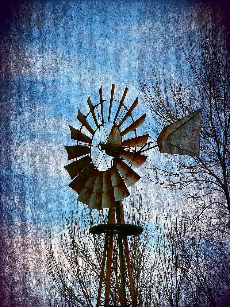The Windmill by angelandspot