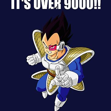 Over 9000 by LexyLady