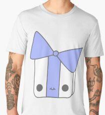 Smiling Gift Blue Men's Premium T-Shirt