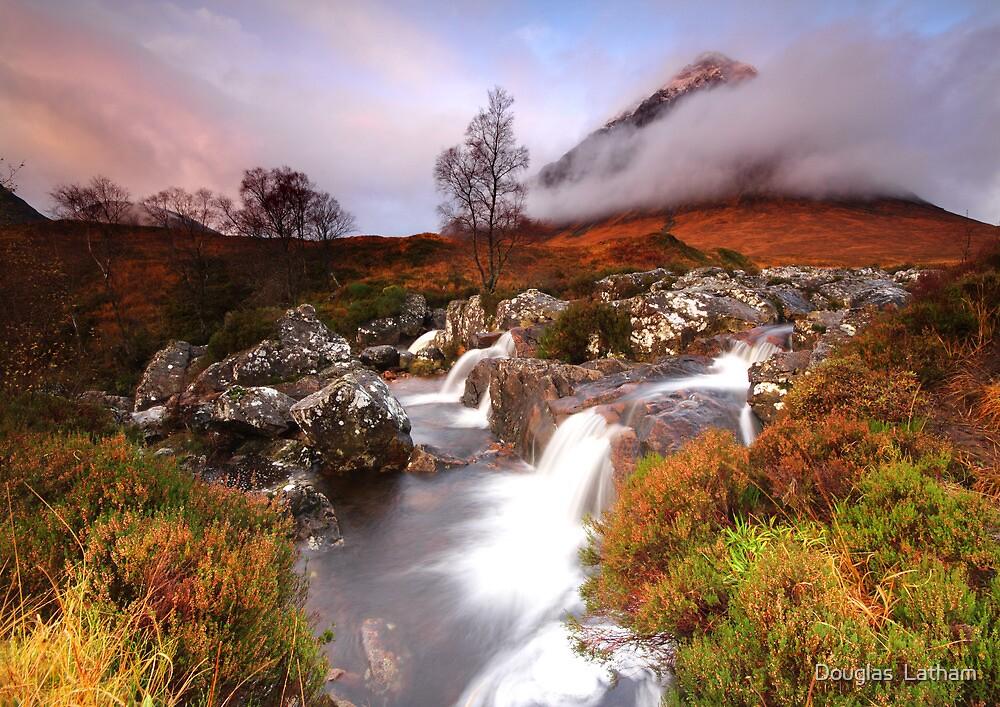 Buachaille Etive Mor - Glencoe by Douglas  Latham