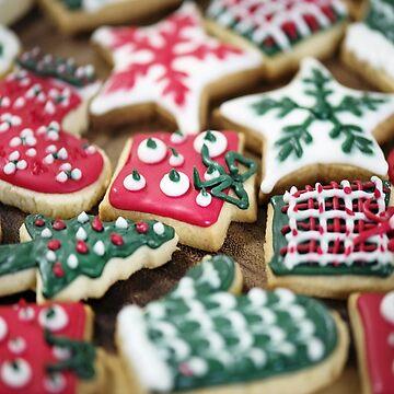 Christmas Cookies by FrankieCat