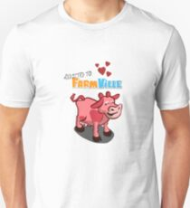 Farmville Addict Unisex T-Shirt