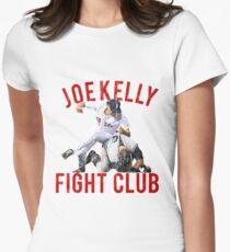 Joe Kelly Fight Boston Baseball Women's Fitted T-Shirt