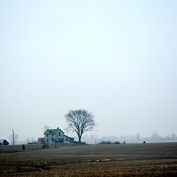 Fields of South West Ohio. by Billlee