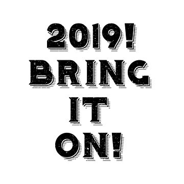 2019-Make it your year-Get Motivated-Stay Motivated by broadmeadow