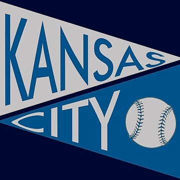 PENNANTS (ROYALS) by heckyesco