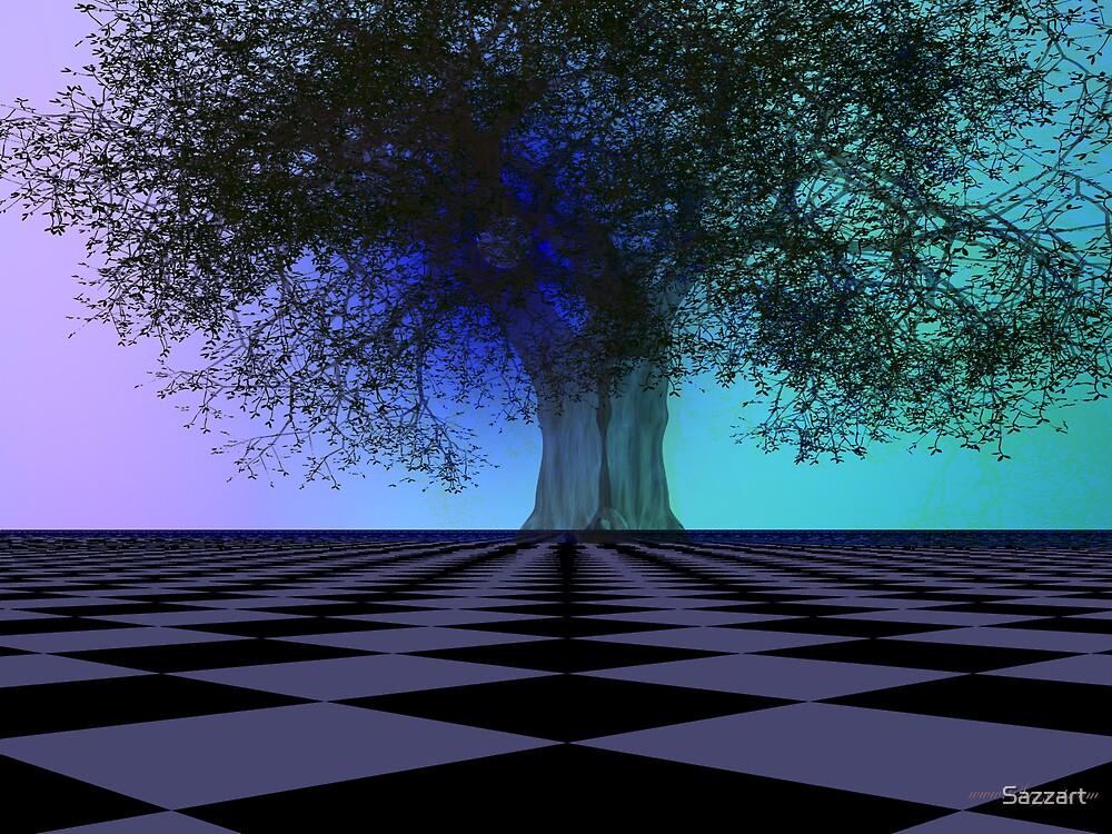 Visual Haiku3 - Edgy Colours by Sazzart