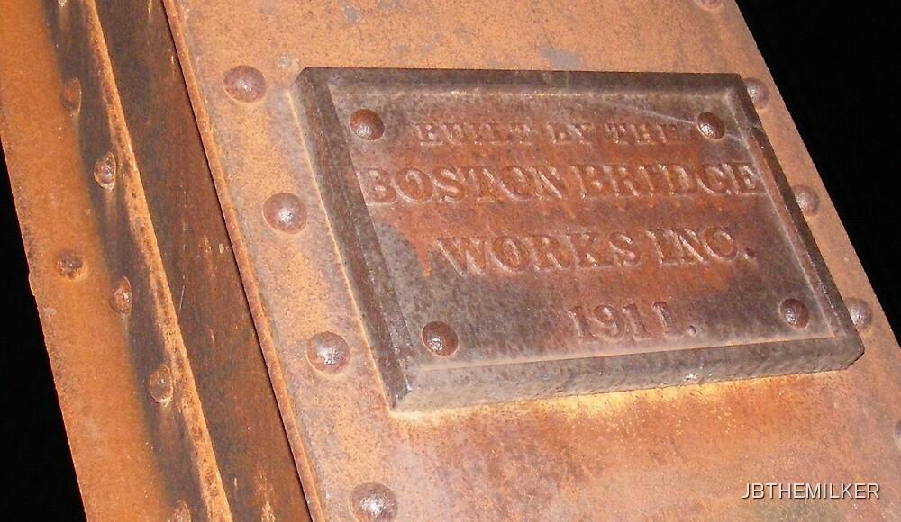 1911 Boston Bridgeworks RR bridge by JBTHEMILKER
