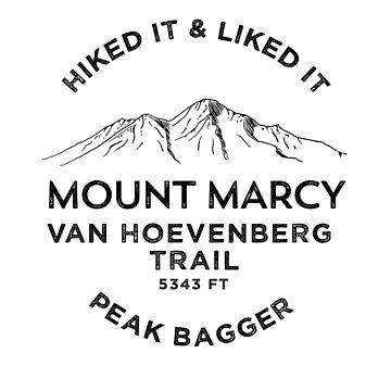 Mount Marcy Van Hoevenberg Trail by broadmeadow