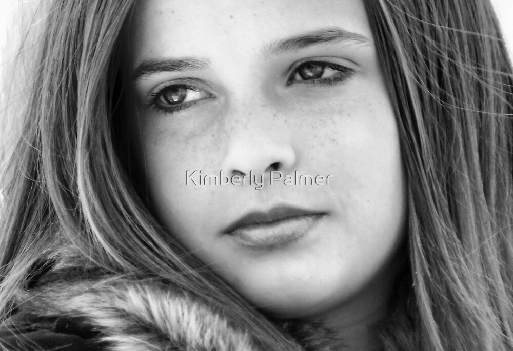 Young Model by Kimberly Palmer