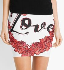 Minifalda Amor