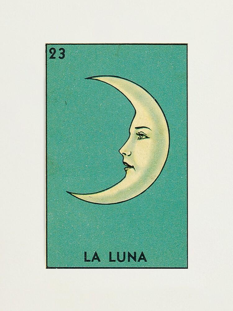 Alternate view of Luna Tarot Photographic Print