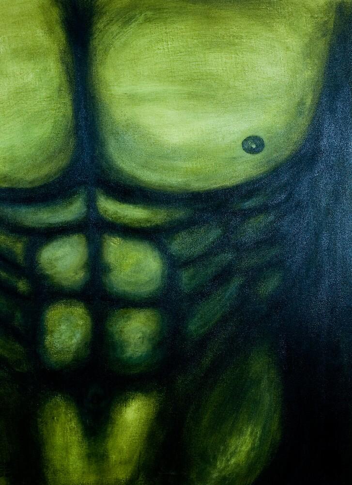 sap green torso by melchorabubo