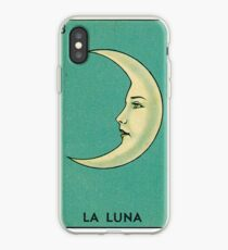 Luna Tarot iPhone Case