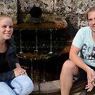 Emi and Manu by GOSIA GRZYBEK