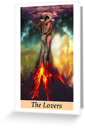 THE LOVERS by Tarot Romance