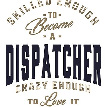 Dispatcher Tees by alececonello