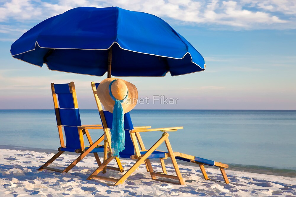 Destination Paradise by Janet Fikar