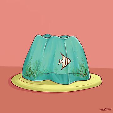 Jellyfish by nagayama