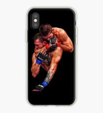 Khabib Nurmagomedov vs Conor Mcgregor (Conor Tapping) iPhone Case