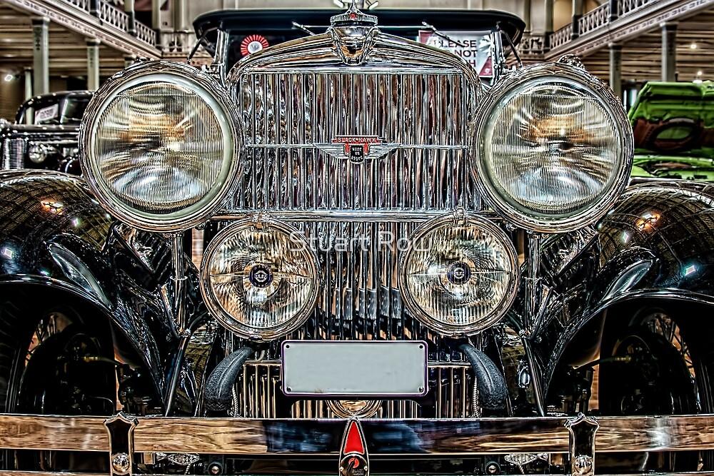 1929 Stutz Black Hawk L6 by Stuart Row