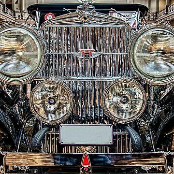 1929 Stutz Black Hawk L6 by StuartRow