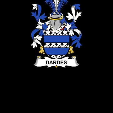 Dardes Coat of Arms - Family Crest Shirt by FamilyCrest