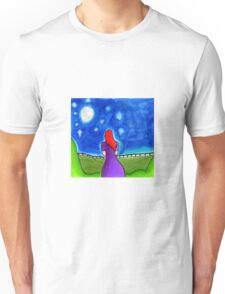 Moonlit Unisex T-Shirt