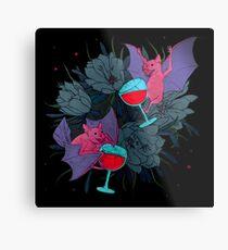 party bats Metal Print