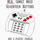 REAL Games Need 17 Buttons by Shinto314