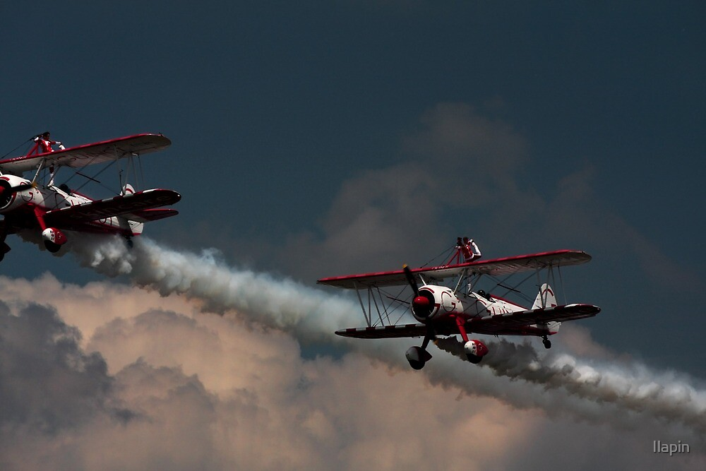 ginot girls over biggin hill by Ilapin