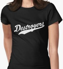 George Thorogood and The Destroyers Shirt Women's Fitted T-Shirt
