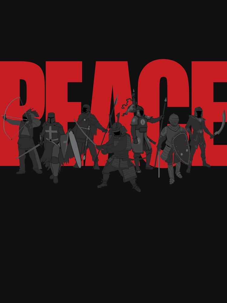 Guardians of Peace by satorenalin