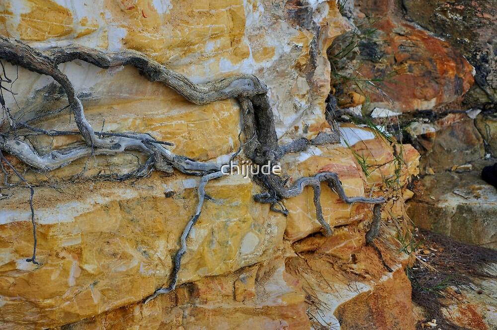 Dripstone Cliffs - Darwin by chijude