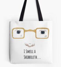 I Smell a Shibboleth Tote Bag