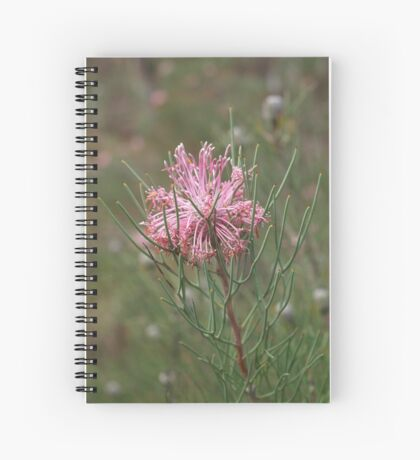Isopogon dubius Spiral Notebook
