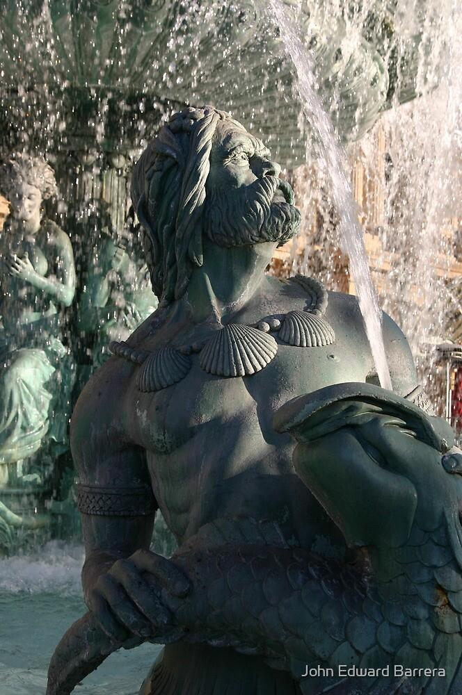 Neptune by John Edward Barrera